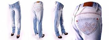 Купить молодежные джинсы